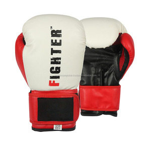 Boxing Gloves PU leather Punching Mitt Training Gloves Fitness Winning gloves Men/Women/Kids New Models 2017 Club Boxing 6-16oz