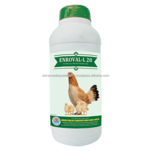 ENROVAL-L 20 -- Enrofloxacin 20% Oral Solution (Vet)