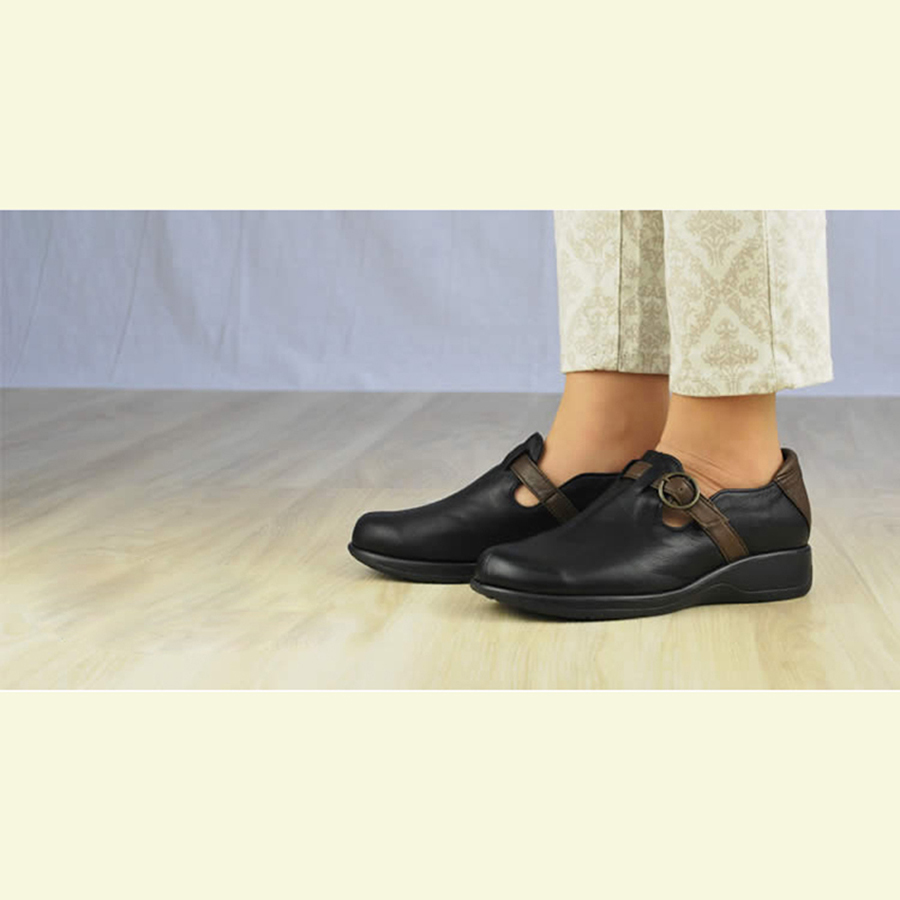 comfortable with Super ladies japan leather and light genuine shoe gxgOq6wE