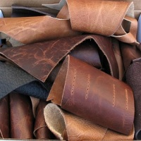 Hot Sale Leather Scraps Genuine Leather For Handicraft bag