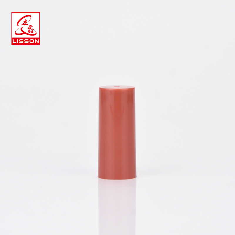 Luxury Cosmetic Packaging Foundation Cream Tube With Make Up Brush