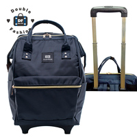 large waterproof trolley for backpack for traveler