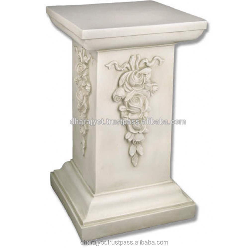 Marble Pedestal Marble Pedestal Suppliers and Manufacturers at