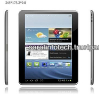 9.7inch Cortex A9 MTK8377 Dual core Android 4.1 tablet pc mid