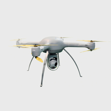 Ucon System Quadcopter Drone T-Rotor (Tethered Drone) Specialized in Surveillance and Industrial Inspection Operation