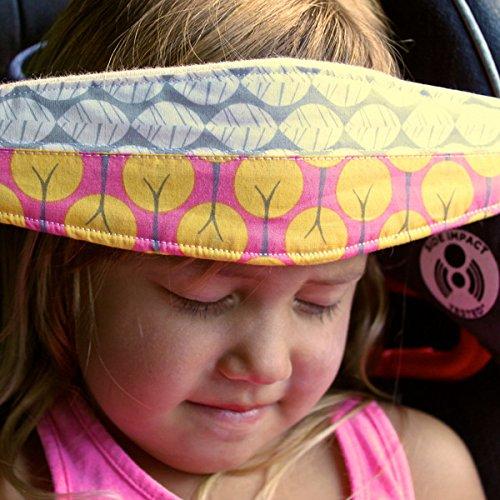 SlumberSling Crash Tested Toddler Car Seat Head Support Arrows Number 1