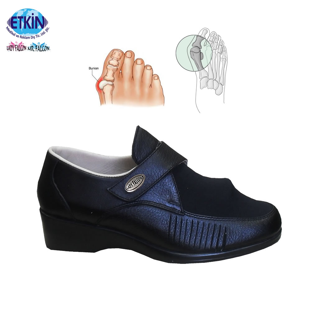Area Leather Bunions Elastic Footwear Shoes Genuine Valgus Hallux Toe for waOHxt