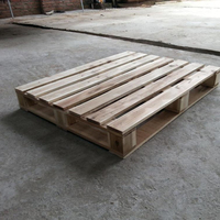 Cheap price Euro size stackable wood /factory wooden pallet for sale