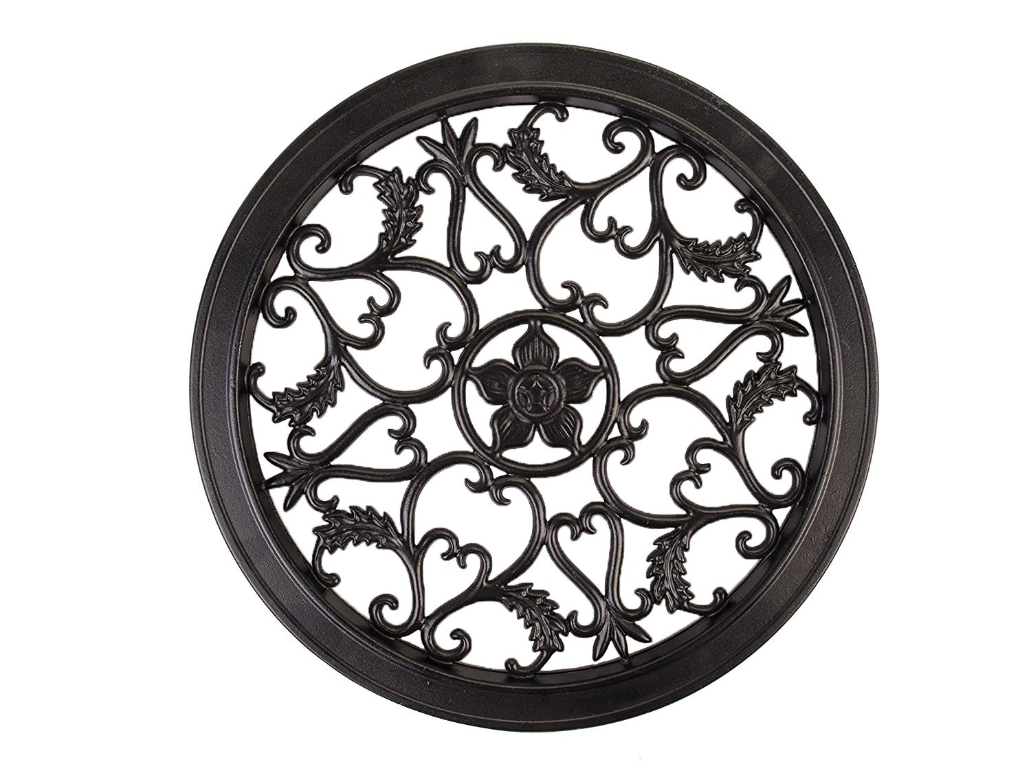Buy Nuvo Iron ROUND DECORATIVE GATE FENCE INSERT ACW55