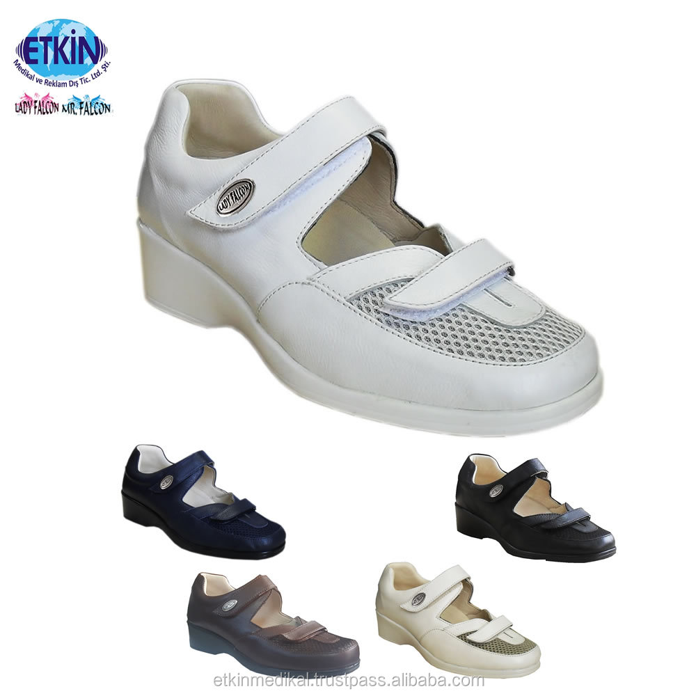 Orthopedic Therapeutic for Diabetic Patients Diabetic Footwear shoes Shoes qSw5t