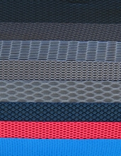3D Air Mesh Car Seat Fabric Sandwich Mesh Fabric Polyester Knitted Fabric for Car Seat Cover