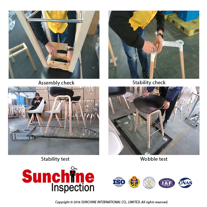 Product Quality Inspection Service in Huizhou / Custom Inspection Services by Accredited Quality Inspection Company