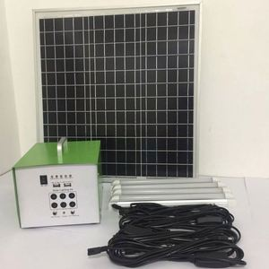Promotion 25W Portable Solar Power System for lighting, Fan,TV etc/portable solar home system