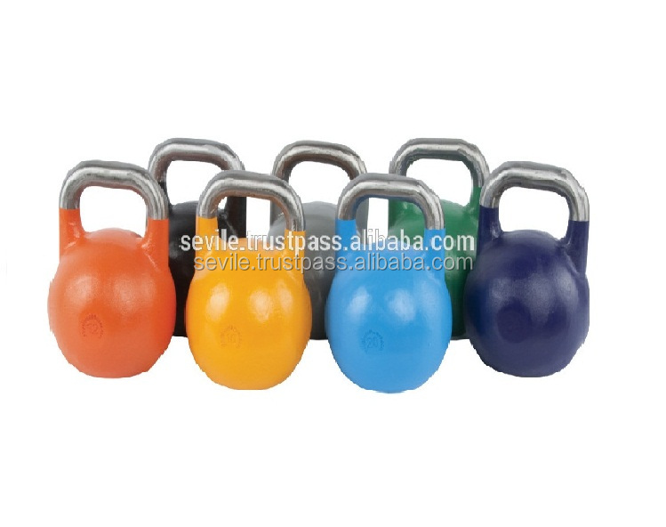 Crossfit Professionele Kettlebell, Concurrentie Kettlebell