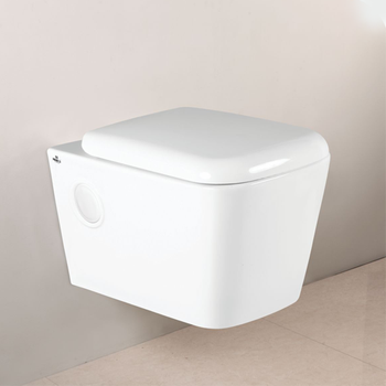 Ceramic Wall Hung Water Closet Wall Mounted Toilet Prices Toilet Sanitary  Ware Bowl Ceramic