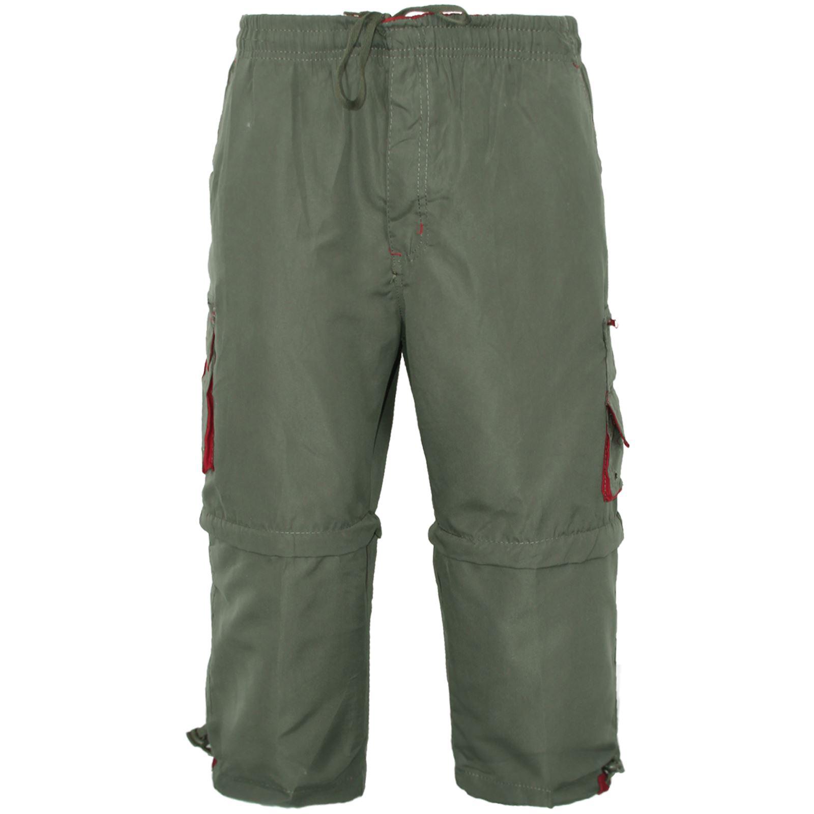 Symbol Of The Brand Ladies 3/4 Trousers Womens Three Quarter Elasticated Waist Capri Cropped Pants Garter Belts