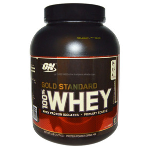 OPTIMUM NUTRITION Gold Standard 100% Whey Protein Powder Drink Mix and other whey protein