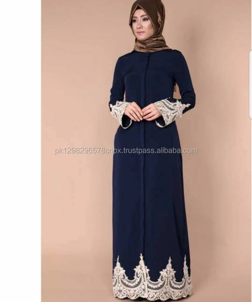 Button Down Abaya Very Beautiful Abaya