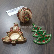 Christmas decoration 2017 party ornaments christmas tree garlands promotional christmas gifts