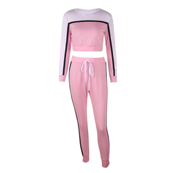 602f922691 Design 2019 Ladies Hot Pink Velour Sports Plain Stripes Tracksuits - Buy  Women Pink Velour Tracksuits,Ladies Fashion Velour Tracksuit,Design New ...