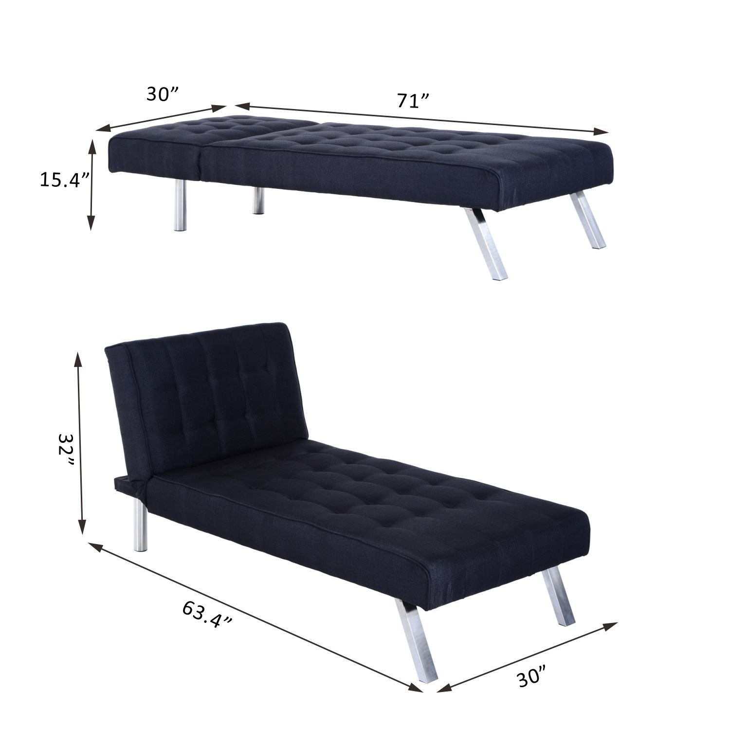 Generic NV_1008004203-BBL-US51 8yh4203yh Bedroom Seat Living Room Sofa Loung Chaise Lounge Chair Chaise Lo Sofa Lounger ure Moder Furniture Modern e Chair F Couch Bedroom Seat