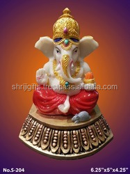 Marble Ganesh Statue S-204