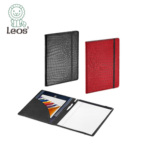 Office Stationery A4 Leather Portfolio Folders