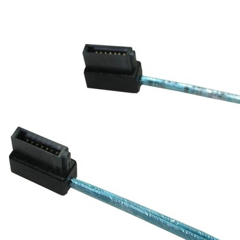 Low-profile Left Góc Sata-3 7 P Cable (erc472) - Buy Thấp-hồ Sơ Góc Trái  Sata-3 7 P Cáp (erc472),Thấp-hồ Sơ Góc Trái Cáp Sata,Sata 7