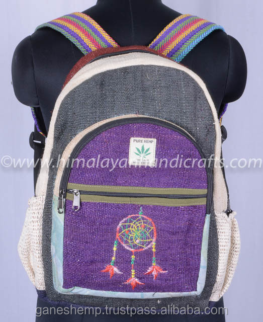 Hobo Dreamcatcher Style Backpack and Canvas Bag HBB 0045