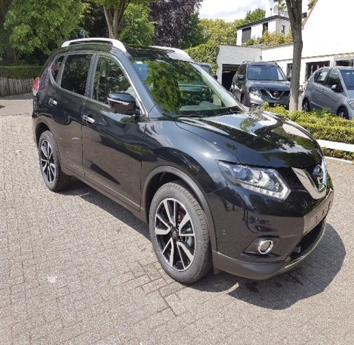 NISSAN X-TRAIL TURBO DIESEL 4X2 (2016) ref. 2255