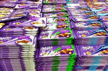 Milka Chocolate 300g - All Flavors. Different Text. - Buy Milka ...