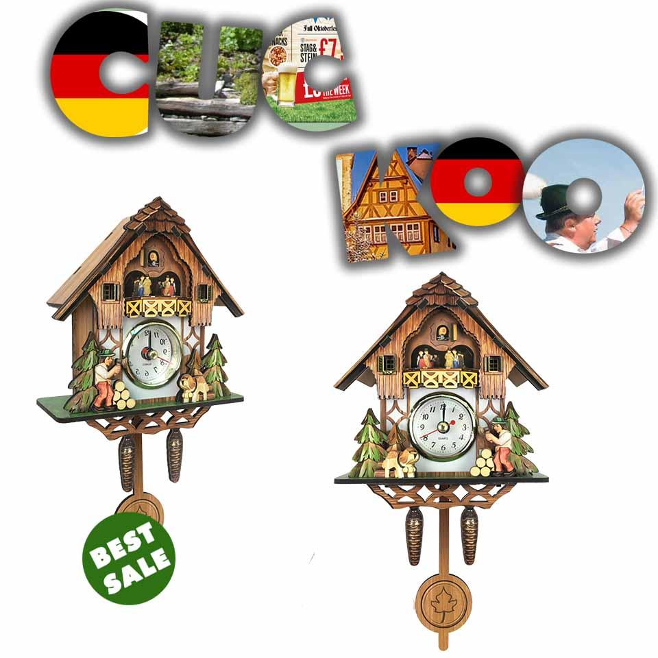 modern australia uk cuckoo clock kit for sale