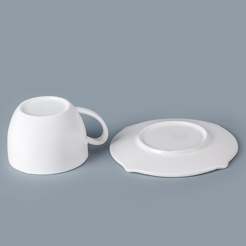product-Best Hotel Supplies 200ml Coffee Cup Ceramic Cup And Saucer, Restaurant Hotel Supplies Coffe-1