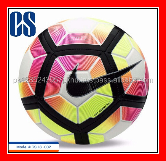 hand / machine sewn soccer balls/cheap pvc / PU / TPU football balls/official size 5 soccer ball nike strike