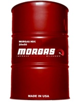 MORGAS OIL GASOLINE Motor Oil 20W50 - 55 GALLON DRUM