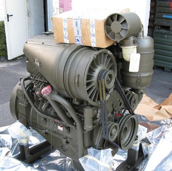 Deutz A4l514a Aircooled Multifuel Diesel Engines,German Army Military  Surplus - Buy Deutz Diesel Engine Product on Alibaba com