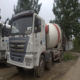 Sinotruk HOWO used concrete mixer truck with pump/concrete batch truck/concrete pump truck for sale