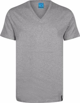 New Design Manufacture Plain Custom Logo Blank T Shirt Color Grey Cool  Color Nice Design T Shirts For Men - Buy Latest T Shirt Designs For Men,New  ...