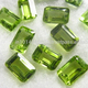 Wholesale Best Peridot Stone Price Natural Oval Cut Loose Peridot Stones