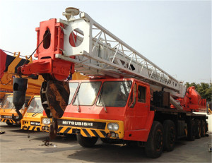 Used Tadano 120E truck crane for sale/Tadano 120 truck crane with wonderful performance