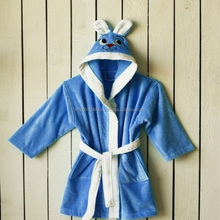 Cartoon Baby Hooded Towel / Hooded Baby Bathrobe