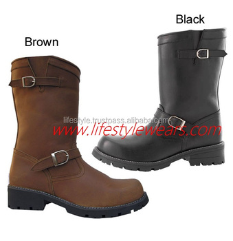 new specials look out for detailed look Leather Horse Riding Boots Mens Leather Motorcycle Boots Mens Leather  Riding Boots - Buy Genuine Leather Riding Boots,Police Officer Shoes Police  ...