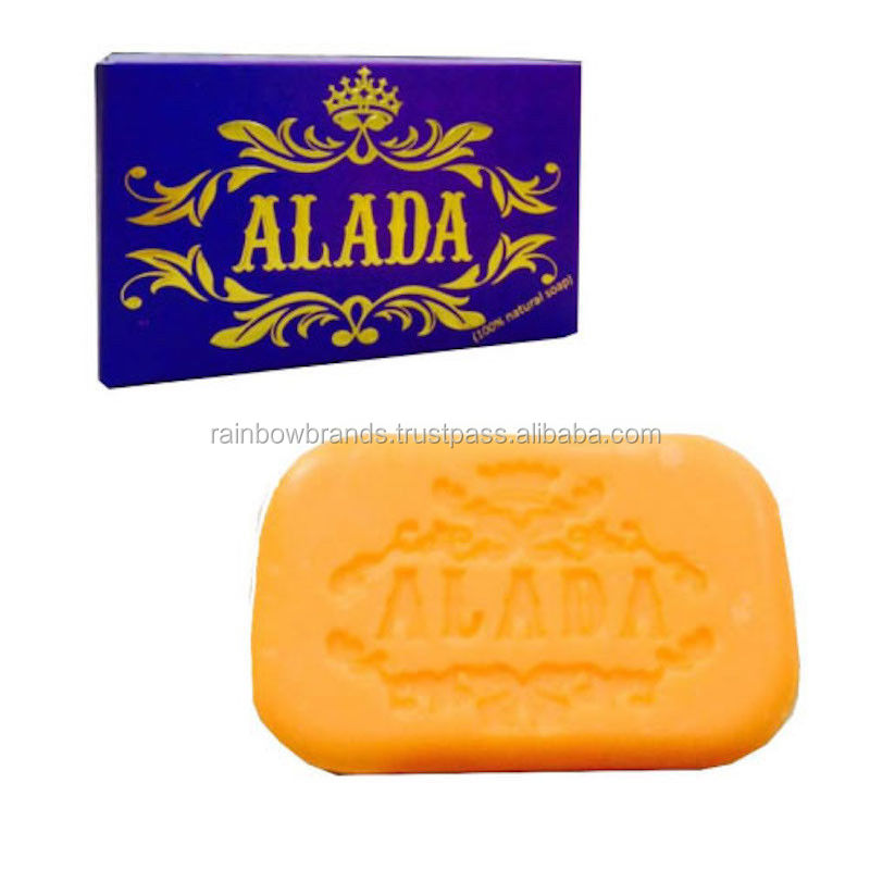 ALADA Bleaching Soap AUTHENTIC NATURAL SOAP 160g KOSTENLOSER VERSAND