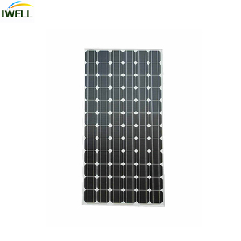 IWELL 80W Polycrystalline for home solar system poly solar panels