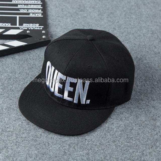 Snapback Caps - High quality snap back caps custom embroidered hats