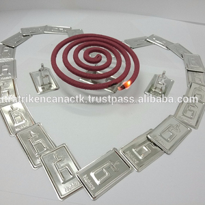 BRAND NEW DESIGN MOSQUITO COIL HOLDER STAND INDIA/BANGLADESH/PAKISTAN/ CHINA Pest Control Pesticide Mosquitoes Disposable