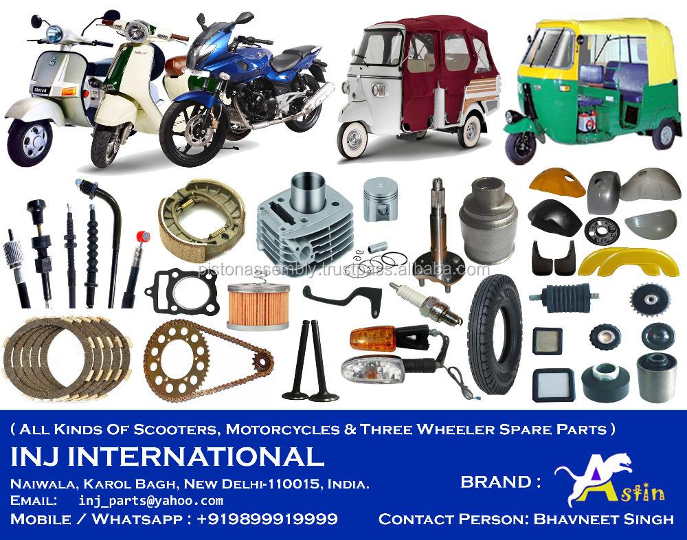 india vespa spare parts, india vespa spare parts manufacturers and