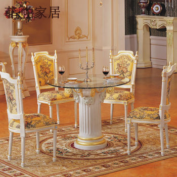 French Empire Furniture Dining Room Italian Style