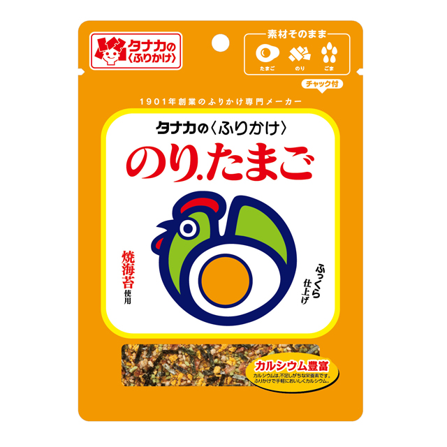Japan supplier blend spice laver and egg rice seasoning 30g for cooked rice