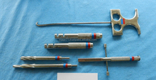 Zimmer Surgical Orthopedic Instruments